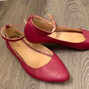 590d11864b4a Women Old Navy Ankle Strap Flats on Poshmark